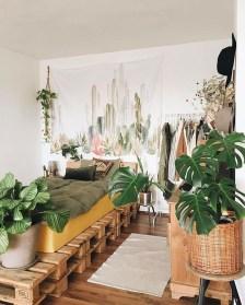 Amazing Bedroom Pallet Design Ideas 03