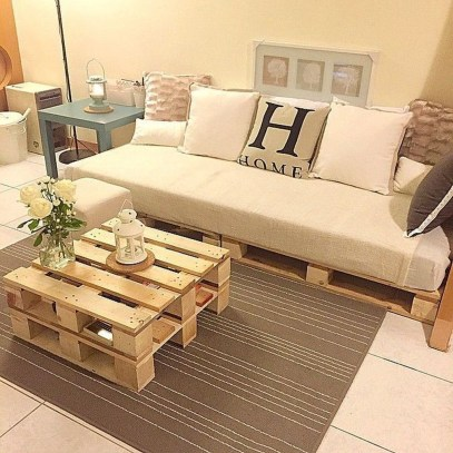 Amazing Bedroom Pallet Design Ideas 24