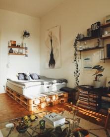 Amazing Bedroom Pallet Design Ideas 40