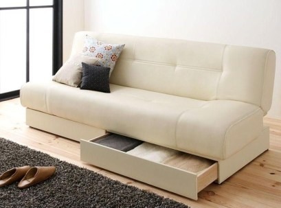 Casual Sofa Ideas With Storage Underneath For Small Space 13