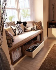 Casual Sofa Ideas With Storage Underneath For Small Space 31