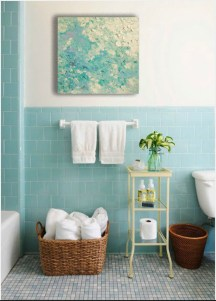 Cool Art Concept Ideas For Bathroom 22