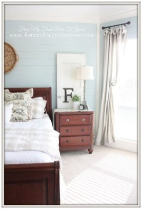Cool French Country Master Bedroom Design Ideas With Farmhouse Style 20