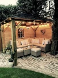 Elegant Backyard Patio Ideas On A Budget 10