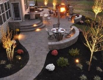 Elegant Backyard Patio Ideas On A Budget 11