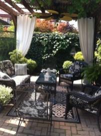 Elegant Backyard Patio Ideas On A Budget 14