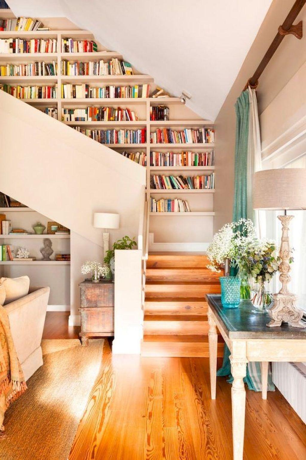 Elegant Bookshelves Decor Ideas That Trending Today 05