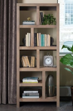 Elegant Bookshelves Decor Ideas That Trending Today 30