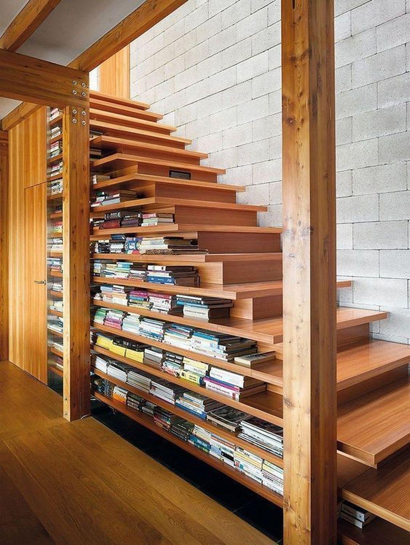 Elegant Bookshelves Decor Ideas That Trending Today 53