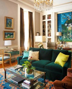 Lovely Colorful Living Room Decor Ideas For Summer 01