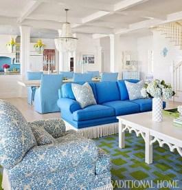 Splendid Coastal Living Area Ideas For Home Look Fabulous 27
