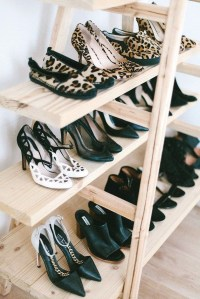 Stunning Shoes Storage Ideas You Can Do It 05