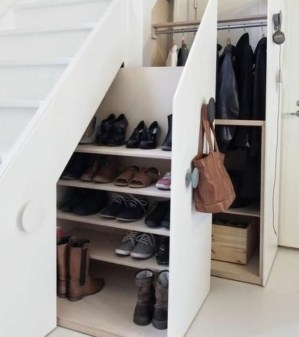 Stunning Shoes Storage Ideas You Can Do It 06