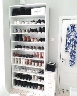 Stunning Shoes Storage Ideas You Can Do It 08