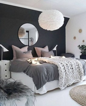 Stylish Bedroom Decoration Ideas For Your Apartment 24