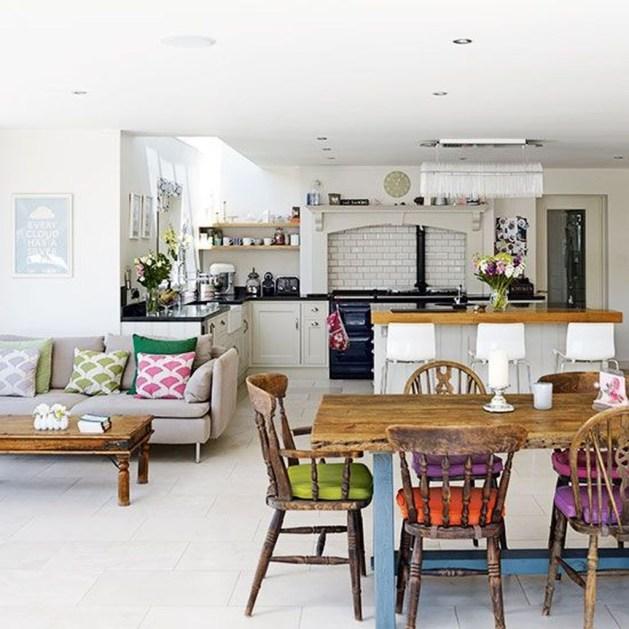 Stylish Living Area Ideas To Rock This Season 40
