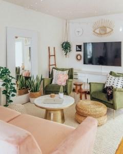 Stylish Living Area Ideas To Rock This Season 54