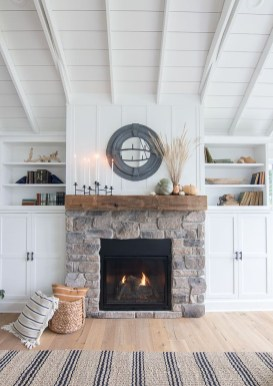 Superb Fireplaces Home Decor Ideas To Inspire Yourself 44