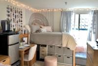 Adorable Dorm Room Design Ideas On A Budget 33