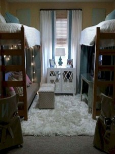 Adorable Dorm Room Design Ideas On A Budget 50