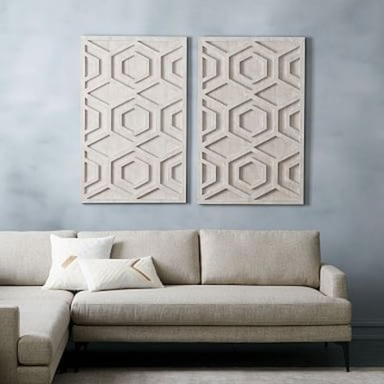 Affordable Geometric Wood Wall Art Design Ideas For Your Inspiration 07
