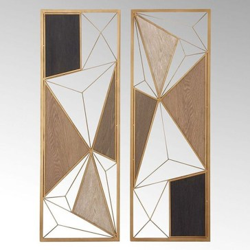 Affordable Geometric Wood Wall Art Design Ideas For Your Inspiration 14