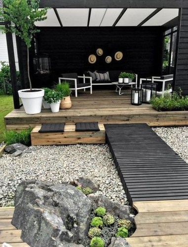 Amazing Backyard Landscaping Design Ideas On A Budget 15