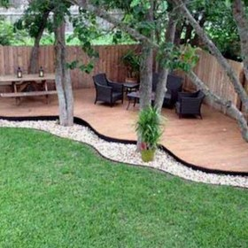 Amazing Backyard Landscaping Design Ideas On A Budget 50