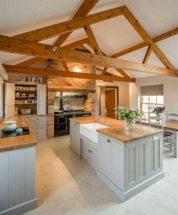 Awesome Farmhouse Kitchen Ideas On A Budget 16