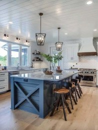 Awesome Farmhouse Kitchen Ideas On A Budget 54