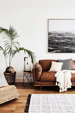 Best Coastal Living Room Decorating Ideas 23
