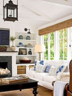 Best Coastal Living Room Decorating Ideas 30