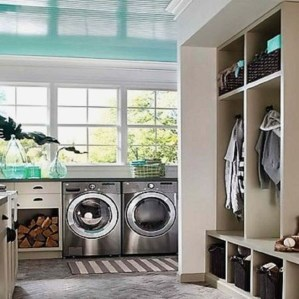 Best Small Laundry Room Design Ideas For Summer 2019 10