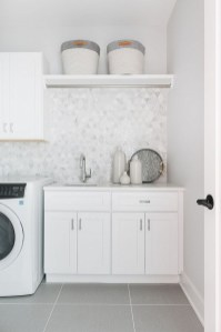 Best Small Laundry Room Design Ideas For Summer 2019 13