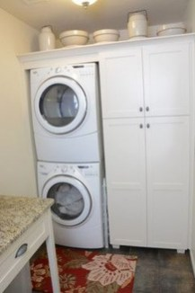 Best Small Laundry Room Design Ideas For Summer 2019 28
