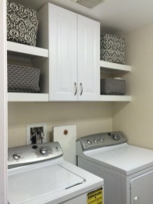 Best Small Laundry Room Design Ideas For Summer 2019 36
