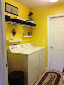Best Small Laundry Room Design Ideas For Summer 2019 38