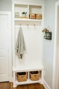 Best Small Laundry Room Design Ideas For Summer 2019 39