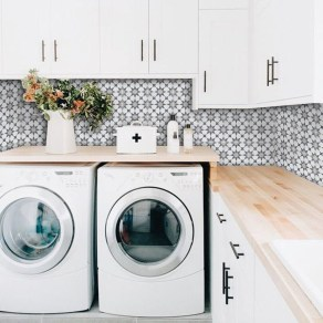 Best Small Laundry Room Design Ideas For Summer 2019 40