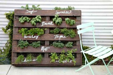 Chic Herb Garden Design And Remodel Ideas To Try Right Now 01