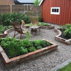 Chic Herb Garden Design And Remodel Ideas To Try Right Now 12