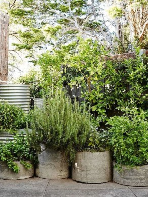 Chic Herb Garden Design And Remodel Ideas To Try Right Now 16