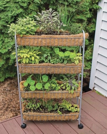 Chic Herb Garden Design And Remodel Ideas To Try Right Now 50