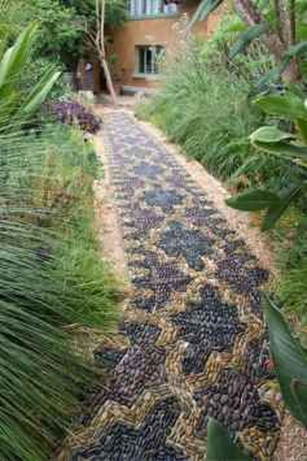 Classy Garden Path And Walkway Design And Remodel Ideas 15