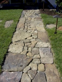 Classy Garden Path And Walkway Design And Remodel Ideas 20