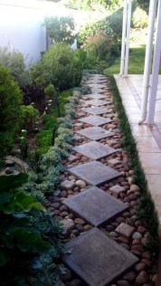 Classy Garden Path And Walkway Design And Remodel Ideas 21