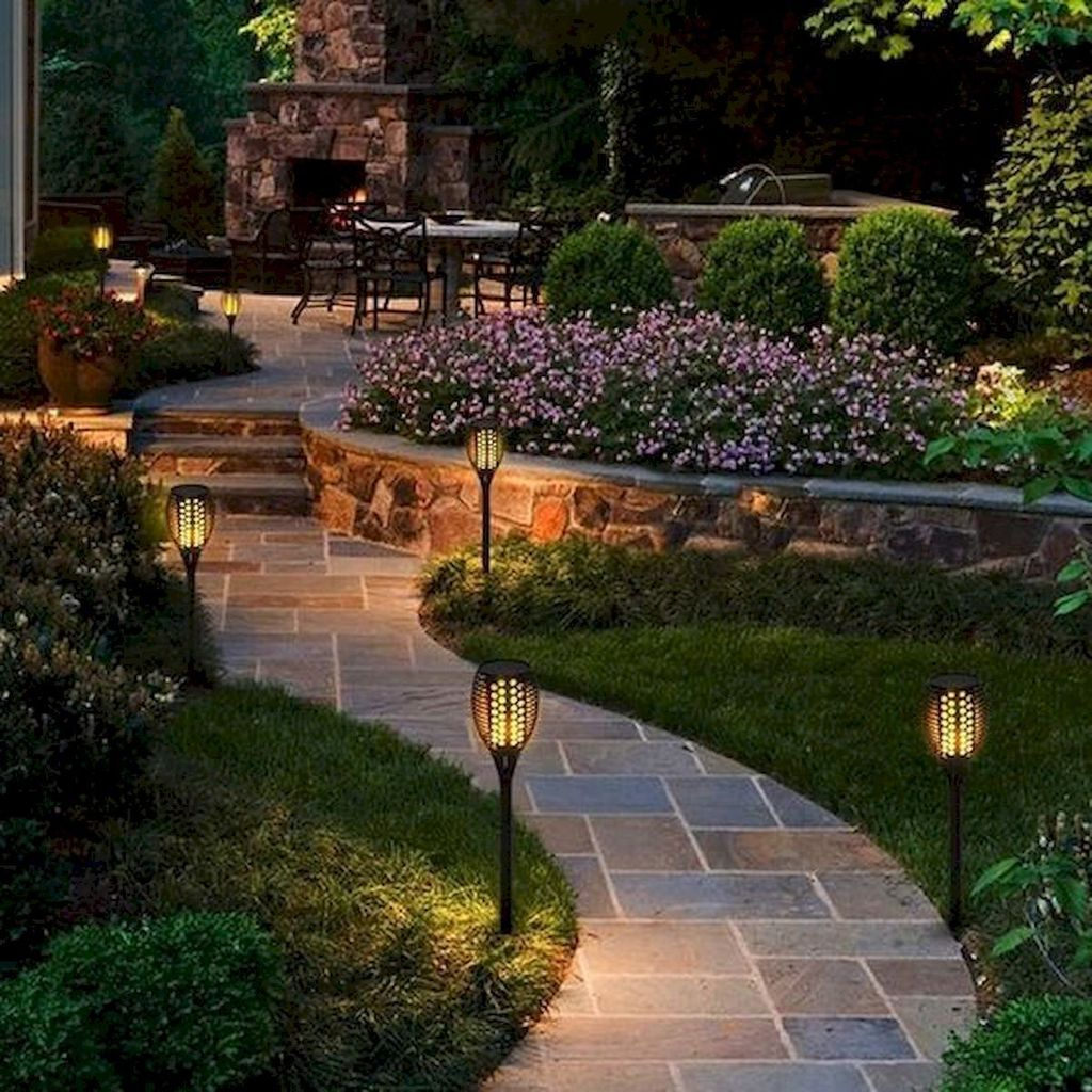 Classy Garden Path And Walkway Design And Remodel Ideas 50