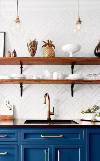 Classy Kitchen Decorating Ideas To Try This Year 50