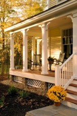 Cozy Small Porch Design Ideas To Try Right Now 06
