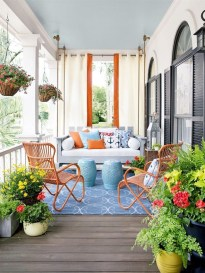 Cozy Small Porch Design Ideas To Try Right Now 20